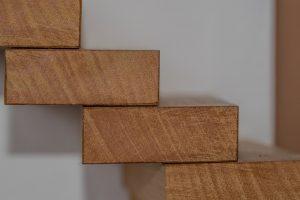 peldaños escaleras